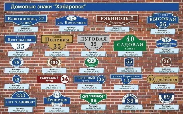 Разновидности и назначение домовых знаков
