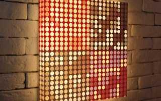 Светодинамические POS-материалы в рекламе