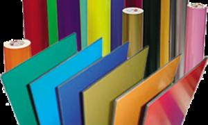 Виды материалов используемых для наружной рекламы
