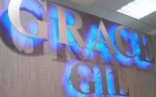 Объемные светящиеся буквы для рекламы